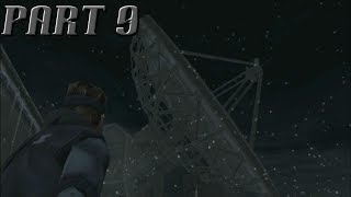 Metal Gear Solid The Twin Snakes Gameplay Walkthrough - Part 9 (Communication Tower A)