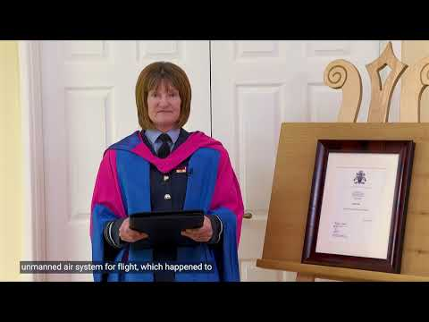 Air Marshal Sue Gray, CB, OBE, Director General, Defence Safety Authority