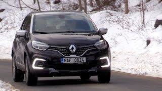 New Renault Captur Initiale Paris 2018 | Driving footage