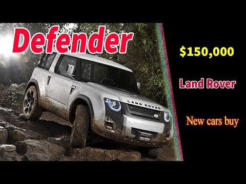 2020 land rover defender spy shots | 2020 land rover defender is staying boxy | new cars buy.