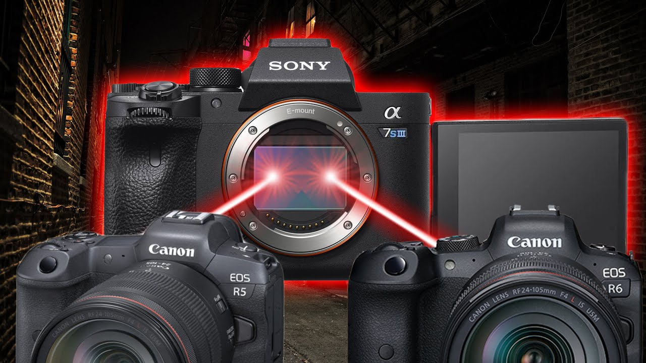 How Sony A7S III Outsmarted Canon R5