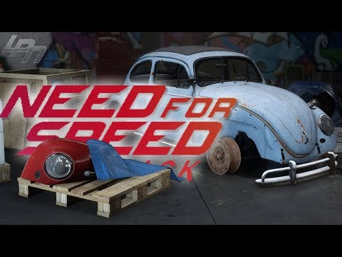 VW Käfer Wrack! - NEED FOR SPEED PAYBACK Part 18 | Lets Play NFS Payback