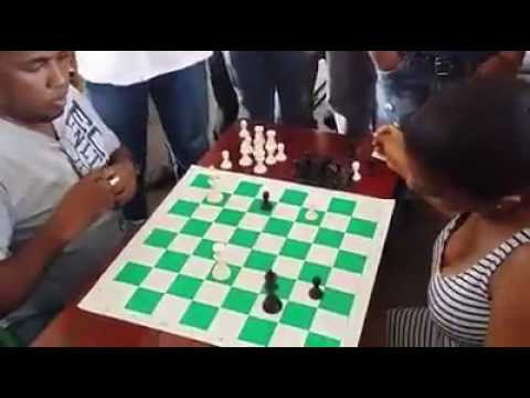 It is a shame to win like this in chess