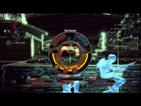 8 The Bureau XCom Declassified Commander Walkthrough HD PS3 (Hanger 6 R&D DLC) Mission 4 1/2  