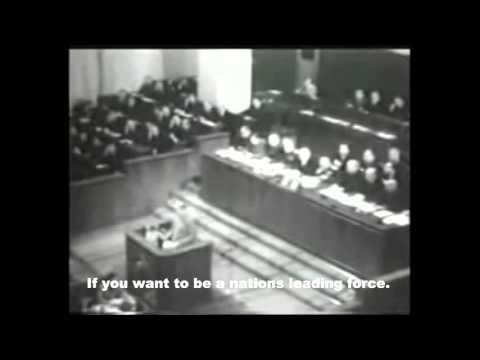 Stalin's Last Speech Translated
