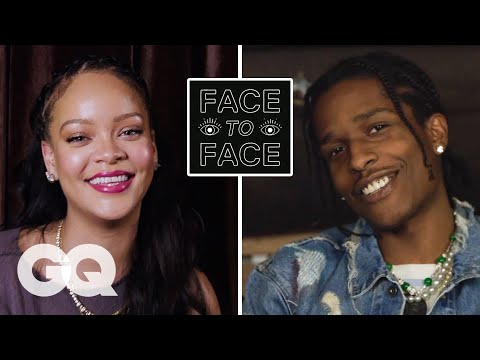 A$AP Rocky Answers 18 Questions From Rihanna | GQ