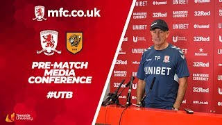Hull Media Conference