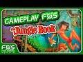 Gameplay FGS - The Jungle Book (Sega Genesis / Mega Drive) + Game Download