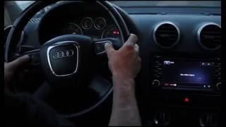 Installation autoradio GPS pour Audi A3