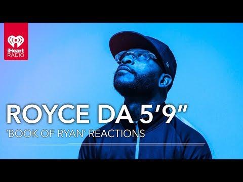 "Royce da 5'9"" 'Book Of Ryan' Favorite Song + Reactions | Exclusive Interview"