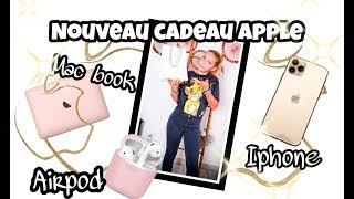 ~ UN NOUVEAU CADEAU DE CHEZ APPLE ~ IPHONE ~ IPAD ~ AIRPOD ~ MACBOOK ~