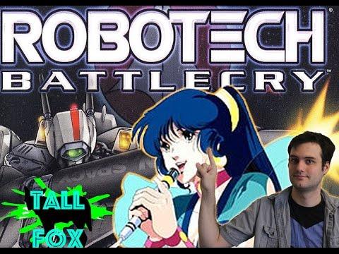 Robotech Battlecry - Anime's Frankenstein Monster - Tall Fox Reviews
