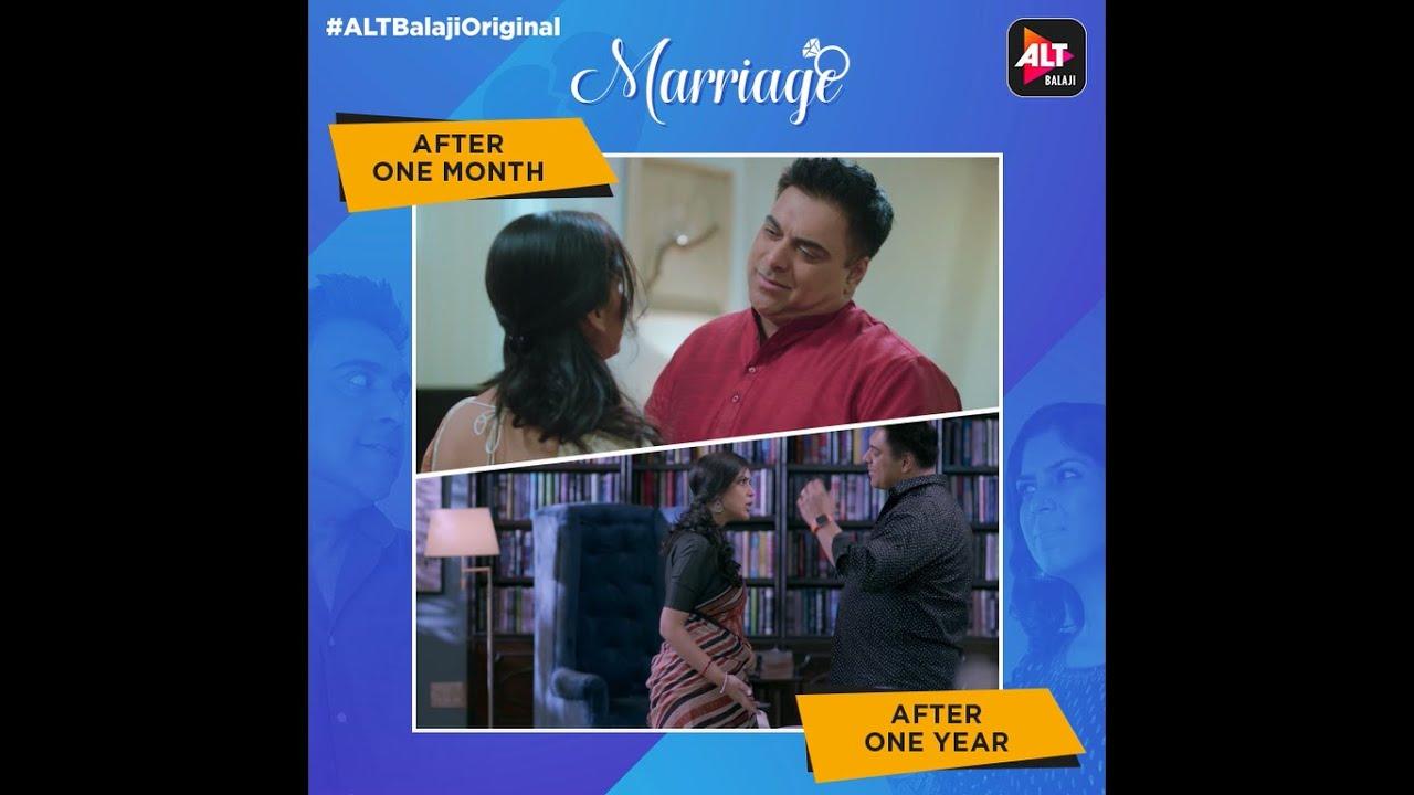 Download Karrle Tu Bhi Mohabbat Season 3 | Marriage Effects | Ram Kapoor | Sakshi Tanwar | ALTBalaji Original