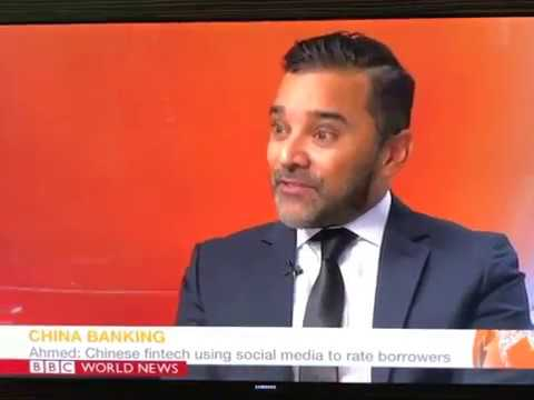 BBC Interview on China's shadow banking with Sam Ahmed Aug 2017
