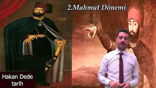 Osmanlı Devleti Dağılma Dönemi / XIX. Yüzyıl Yenileşme Hareketleri