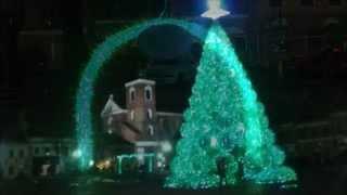 2011.12.04 @Eco Christmas tree in Kaunas