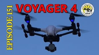 Walkera Voyager 4 Zoom 16-18x Quadcopter Review
