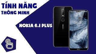 Đây là các tính năng hay trên Nokia 6.1 Plus có hỗ trợ AI