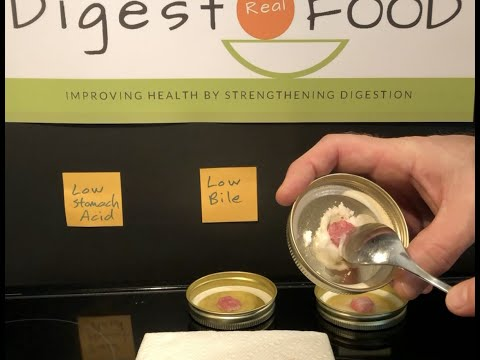 Healthy Digestion - 301 - Virtual Digestive Issues Demonstration