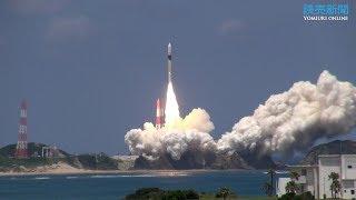 情報収集衛星は軌道に…H2A、33回連続成功