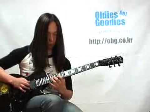 guitar solo đỉnh cao