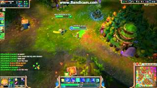 ADC Ezreal Gameplay Featuring Lucian the purifier