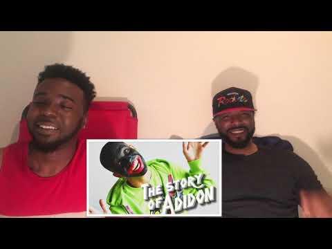 "Pusha T ""The Story Of Adidon"" (Drake Diss) REACTION"