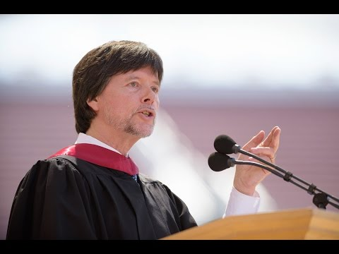 Ken Burns' Entire Commencement Address At Stanford University, June 12th, 2016