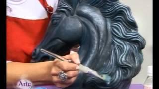 Cómo usar pátinas a la cera