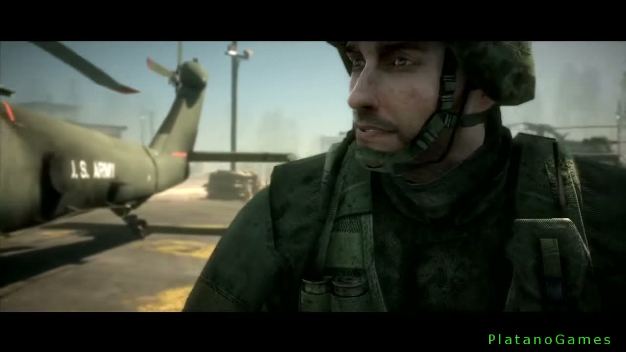 battlefield bad company welcome to bad company campaign mission