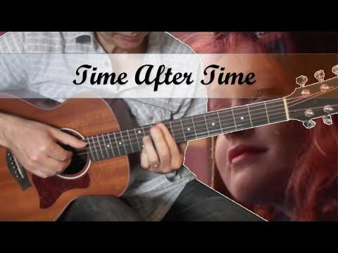 Time after Time - Cyndi Lauper - Guitar Cover