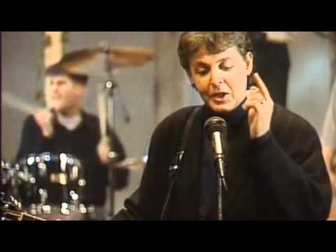 Paul McCartney - Once Upon A Long Ago (Different Video 1987) (HD)