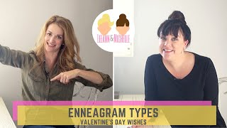 Enneagram Types: Valentine's Day Wishes
