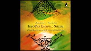 Indian Classical - Indo-Pak Dhrupad Sisters - Raag Jog - Amita Sinha & Aliya Rasheed
