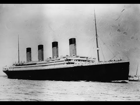 RMS Titanic - The Story