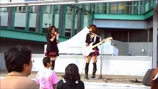 SuGAR MOON in 大阪-痛車じゃぱん(前半)wesong♪ 佐藤かおり 検索動画 24