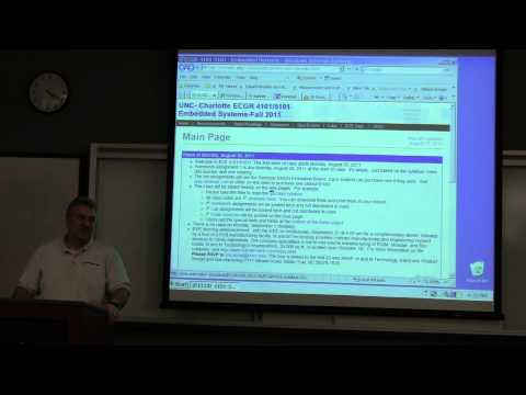 Embedded Systems Course - Lecture 01: Introduction to Embedd