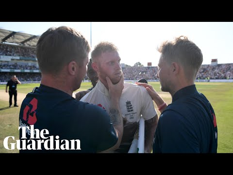 Ben Stokes says 'he never gave up' in batting heroics to keep Ashes alive