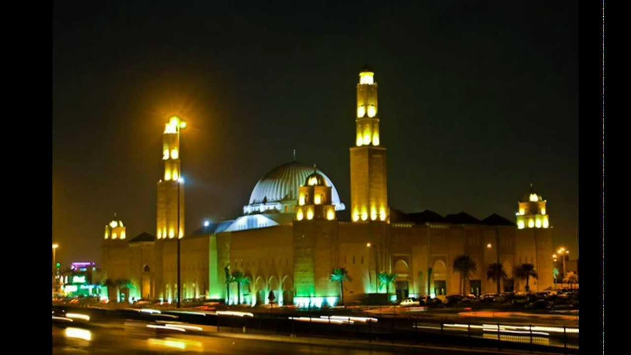 اجمل صوت مؤذن اذان حمد الدغريري مؤذن جامع الراجحي بالرياض ...