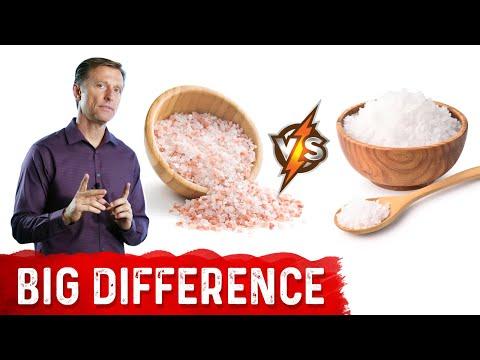 Himalayan Salt vs. Sea Salt