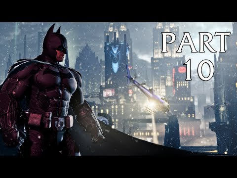 Batman Arkham Origins Gameplay Walkthrough Part 10 Merchant's Bank