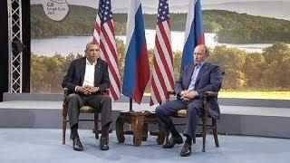 Le pied de nez de Vladimir Poutine à Barack Obama