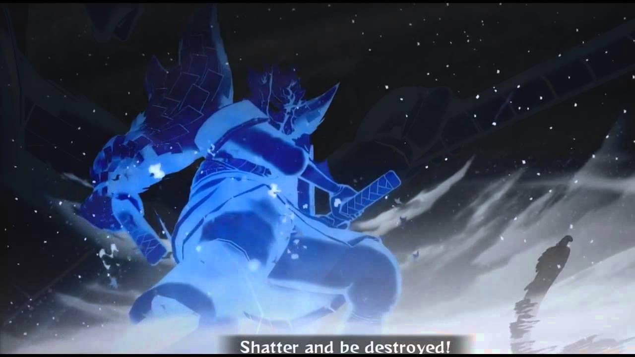 Naruto Shippuden Revolution Madara Uchiha Perfect Susanoo
