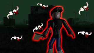 Dead By Roblox Trapper | DC after DC