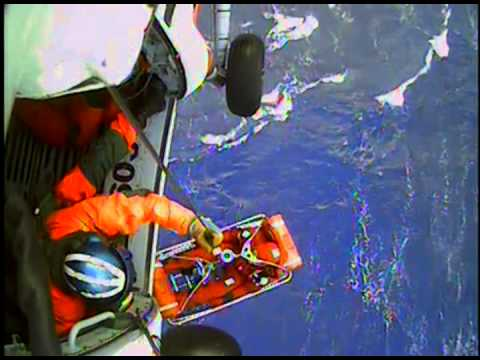 Coast Guard Rescues Crew of the HMS Bounty