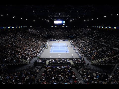 Watch live practice court streaming from the Rolex Paris Masters