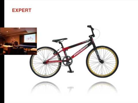 2016 Free Agent BMX Bike Line Up