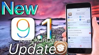 New iOS 9 Jailbreak iOS 9.1 Update: Pangu VS iOS 9.1 Patch, iPhone 6S, iPad Jailbreak & More