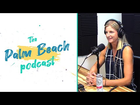 Palm Beach Podcast #7 - Weatherly Stroh - Oil Painter & Equestrian Artist