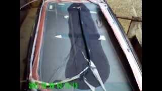 Vacuum Resin Infusion of  Carbon  Fiber Door Panel Honda Civic FN2